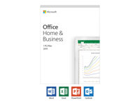 Microsoft Office Home and Business 2019 - version boîte - 1 PC/Mac T5D-03351